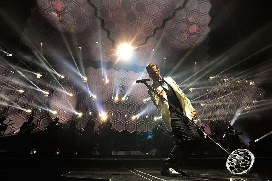 1. Justin Timberlake