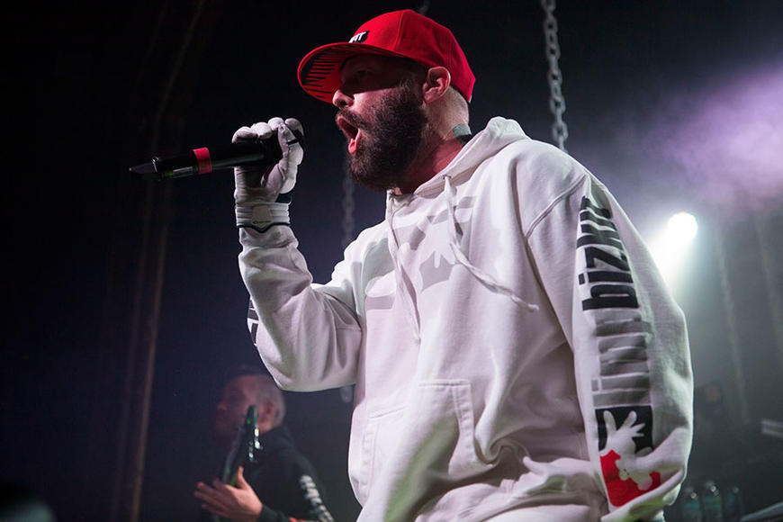 """The best live show that we saw in 2013 was LIMP BIZKIT…they were absolutely on top form and it was some of the best live sound I've ever experienced. Truth."" - Frank Colucci, Lovelife"