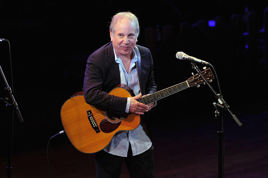"""[Our favorite show of 2013 was] PAUL SIMON in Sydney, he even performed some old Simon & Garfunkel tunes, it was awesome."" - The Griswolds"
