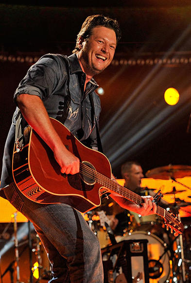 Blake Shelton: Multiply your musical enjoyment by catching Blake on his Ten Times Crazier 2014 Tour.