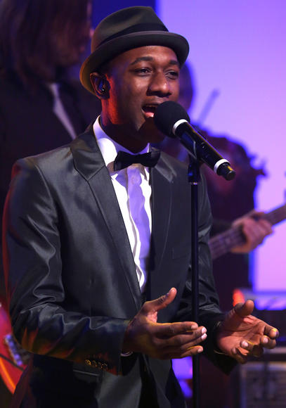"Aloe Blacc: Best known for his collab on Avicii's smash hit ""Wake Me Up,"" Blacc has plenty more to sing that'll ""Lift Your Spirit."""