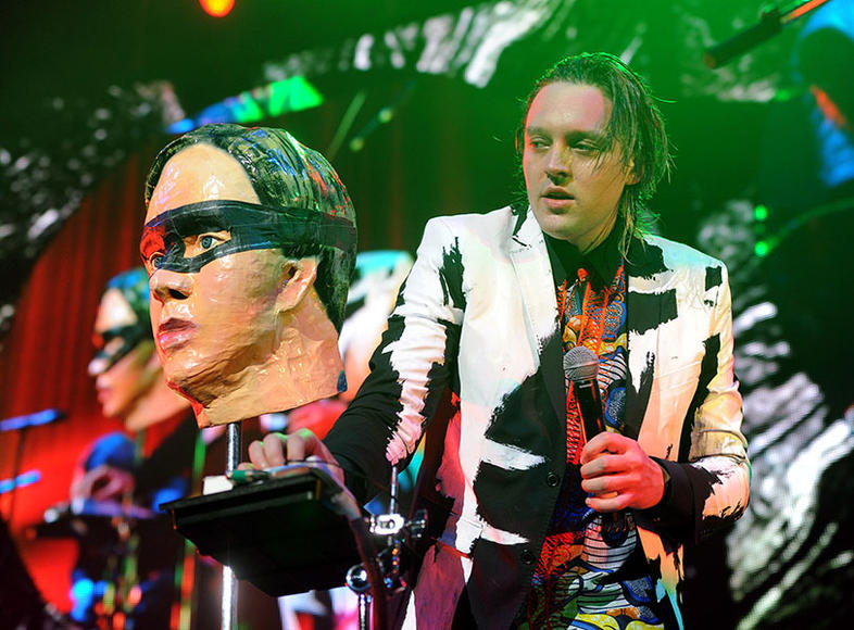 Arcade Fire: We're always impressed with the Montreal-based band's creativity off stage… so who knows what they'll do when they bring their music to life.