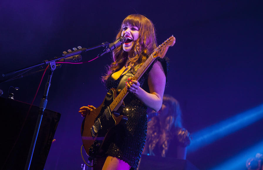 Jenny Lewis: At some point, you have to face the fact that you need some time to chill.  Let Jenny Lewis soothe your festival weary brow.  She's good at that.