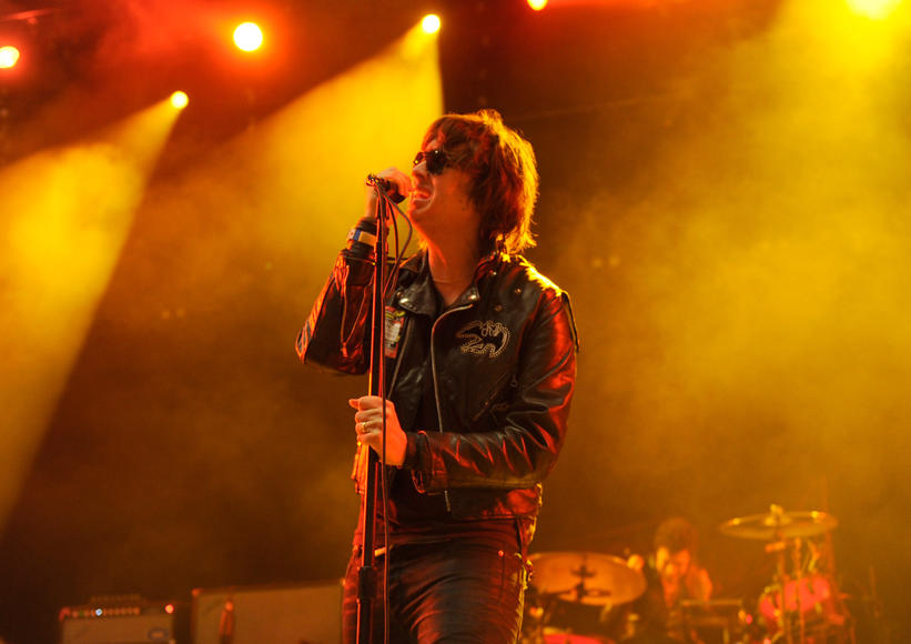 Julian Casablancas: If seeing him front The Strokes won't be enough for you, there is a solo set for your Casablancas-itis. Please be aware: this is not a cure, but we can treat the symptoms.