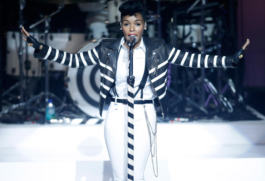 "Janelle Monáe: We've got a fever, and the only prescription is mo' MONAE! Let this ""Electric Lady"" light you up."