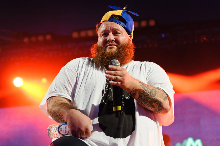 Action Bronson: There's always an insane story to tell after Action's show. There's always an insane story to tell after Action's show. Be that storyteller.