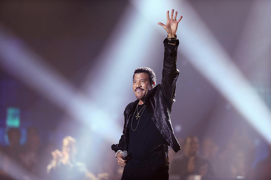 "Linc's Special Guest: A Bamboozle tradition is reborn! Former ""Linc's Special Guest"" acts have included The Gaslight Anthem, Jack's Mannequin and even Journey. This year, your guess is as good as ours...and ours is Lionel Richie."