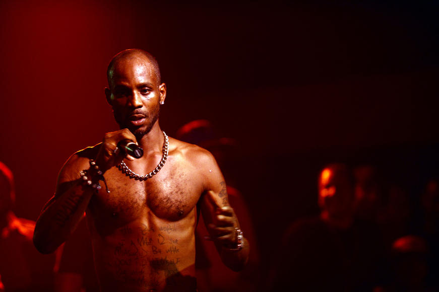 DMX: With a hard-hitting flow and a career tracing back to the late 1980's, X has a proven history of how he's gonna give it to you.  In return, give him the name of your lawyer, his track record of legal troubles is infamous.