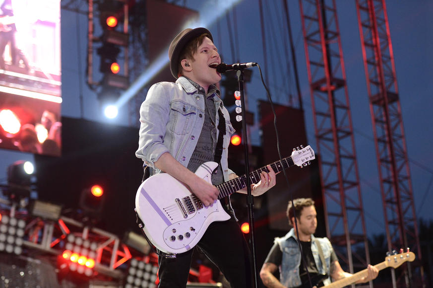 Fall Out Boy: They might take their name from a sidekick character from The Simpsons, but Fall Out Boy are all superhero as they proved with their triumphant return from hiatus. Go watch them save rock and roll, or just check out lead singer Patrick Stump's hat.