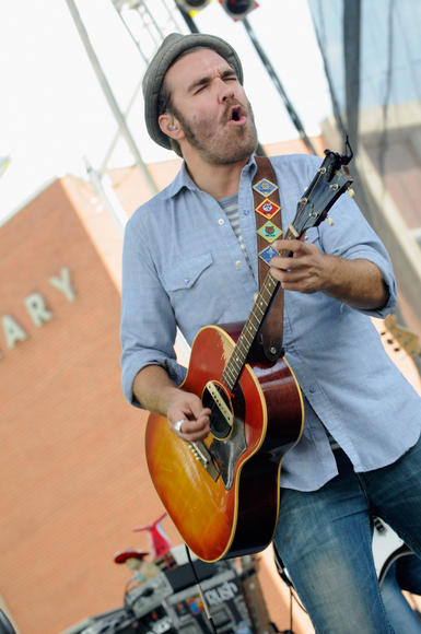 """Red Wanting Blue: Touring might drain most bands, but Red Wanting Blue isn't like most bands.  With a constant presence on the road and live shows described as """"explosive,"""" add them to your """"must see"""" list.  Now."""