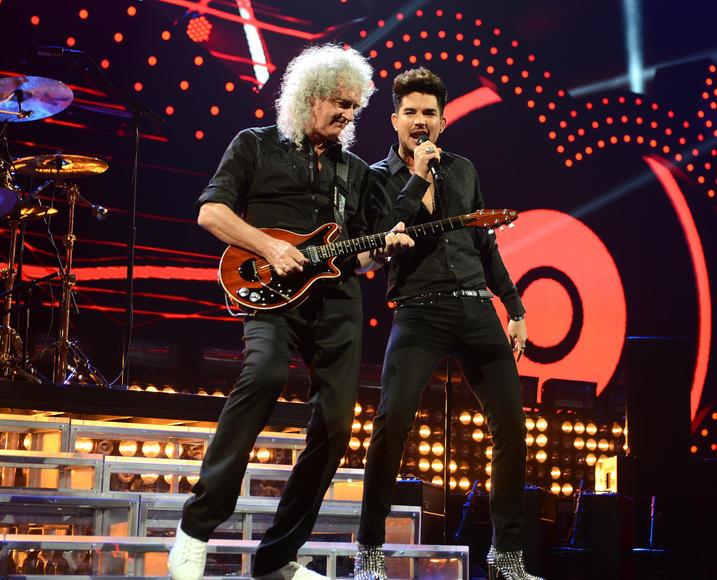 Artist: Queen. Rocking since: 1970