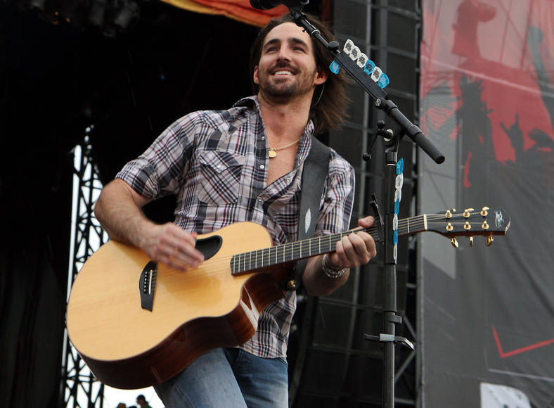 Jake Owen - Look, you can talk all you want about his music career but let's be honest: you're going to see Jake Owen because of that glorious mane of hair. I mean, look at it!  It just looks so silky and soft, right?