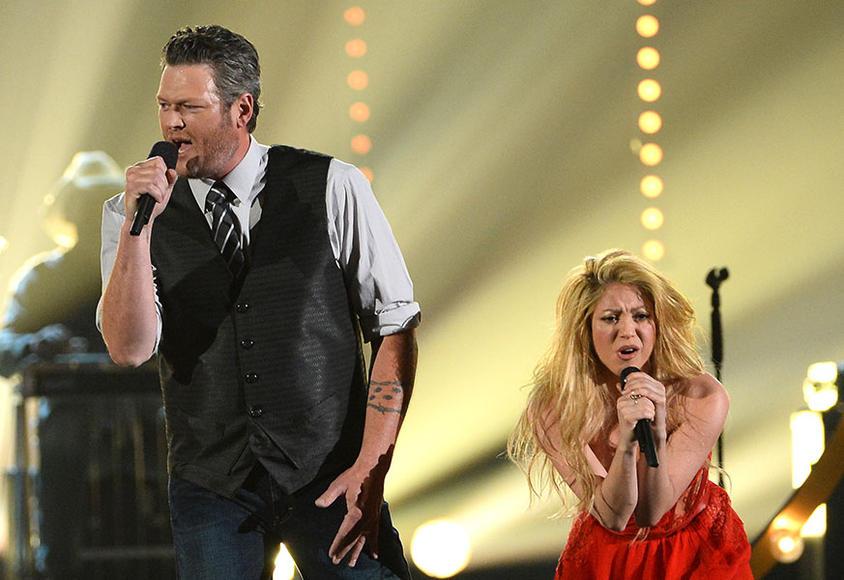 Blake Shelton & Shakira
