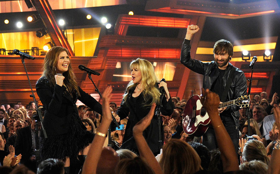 Lady Antebellum & Stevie Nicks