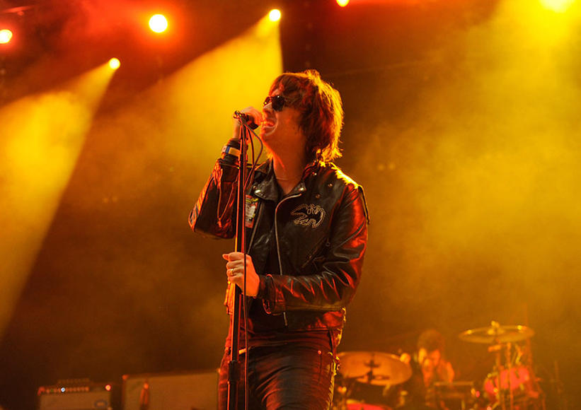 Julian Casablancas: Surprise! The Strokes frontman was added to the lineup last minute. We ain't mad at that.