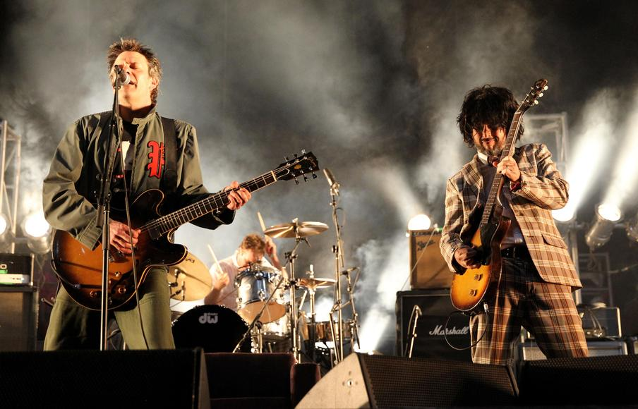 The Replacements and Billy Joe Armstrong (Green Day) - Weekend Two