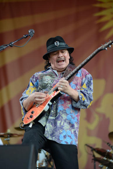 Carlos Santana – Weekend One