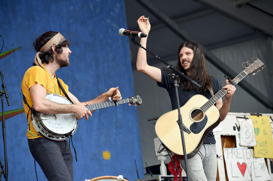 The Avett Brothers – Weekend One