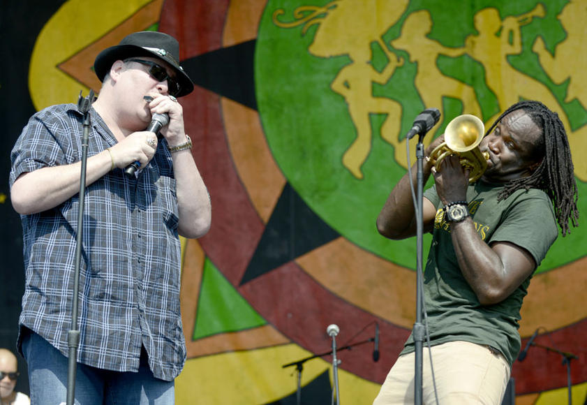 Blues Traveler and Shamarr Allen – Weekend One