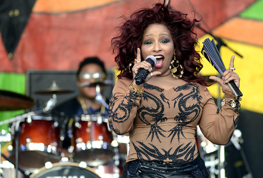 Chaka Khan – Weekend Two