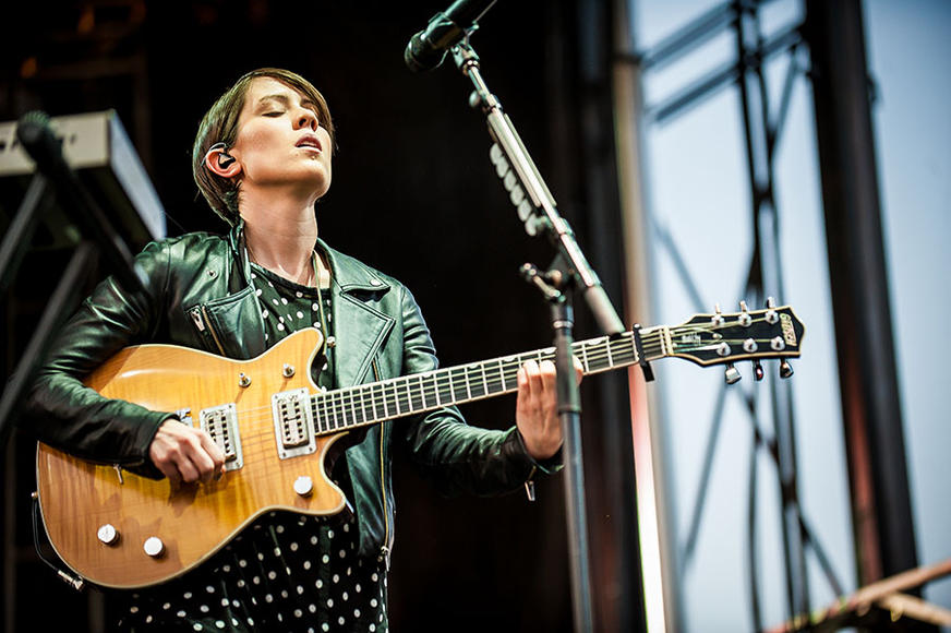 Tegan and Sara (One Nation exclusive)