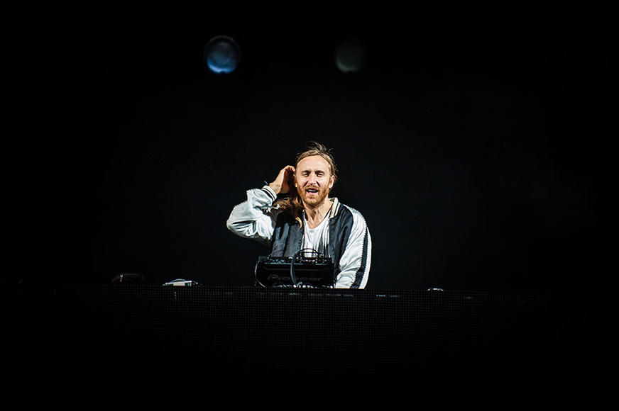 David Guetta (One Nation exclusive)