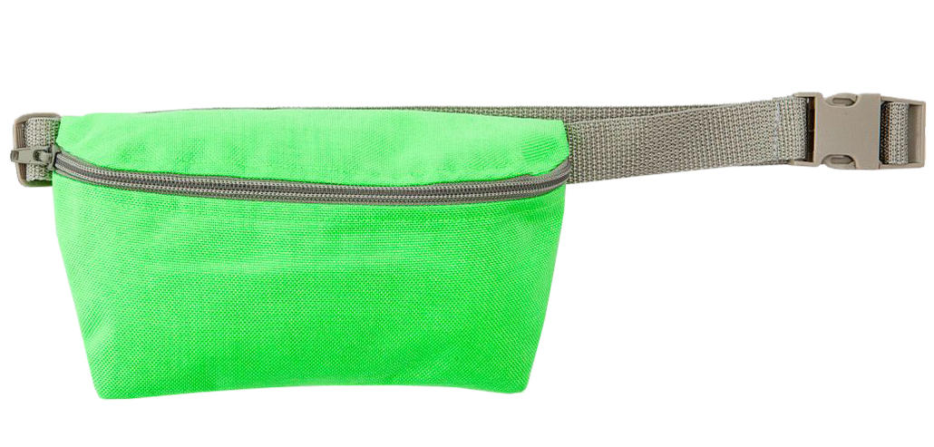 Fanny Pack: Pockets? No! Keep your cherished essentials zipped up in your fanny pack. Hands free, legs free.