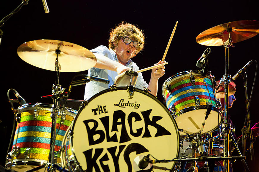 The Black Keys: The drawling, snarly bluesy-rock brand that The Black Keys delivers is just what this pop-heavy world needs. That, and love—but mostly, rock.