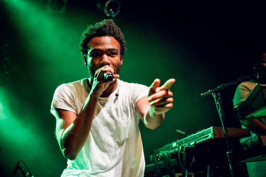 "Childish Gambino: It is totally acceptable to be sad that Don Glover has left ""Community.""  But he's moving on with other projects, and here's your chance to check one of them out."