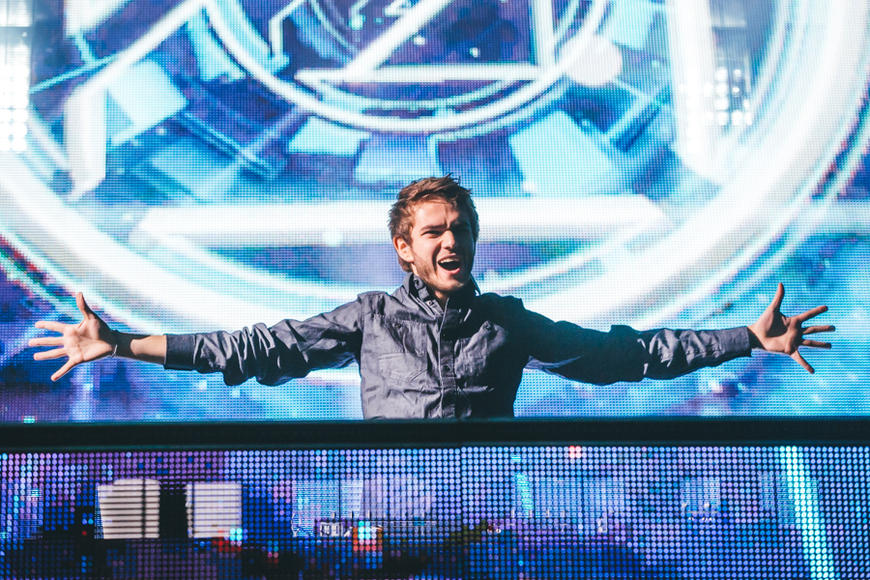 Zedd: If he were officially a ruler of the electro house and/or dubstep genre, we could call him Lord Zedd and make him fight the Power Rangers.  But he's not, so instead you'll have to go watch his set and dream of what could have been.