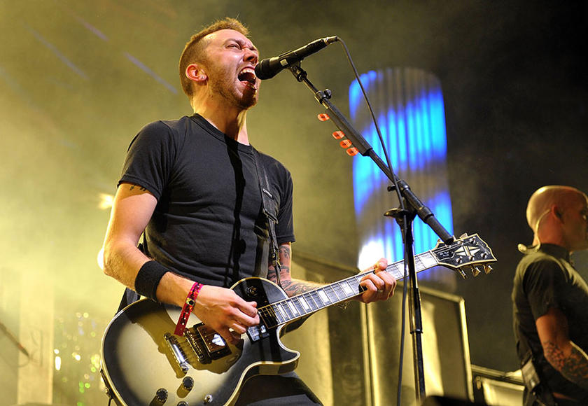 Rise Against: If you don't watch out, seeing these hardcore political punks live might just make you care about something.  Our advice: let them get to you and join a revolution.