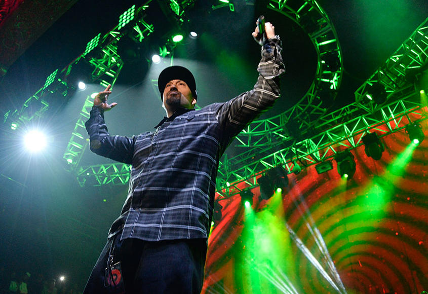 Cypress Hill: When Cypress Hill takes the stage in LA, we're sad to report it probably won't be with the London Symphony Orchestra.  If you didn't get that reference to a classic Simpson's episode, you clearly need to learn more about history.  Start by seeing Cypress Hill and we'll go from there.