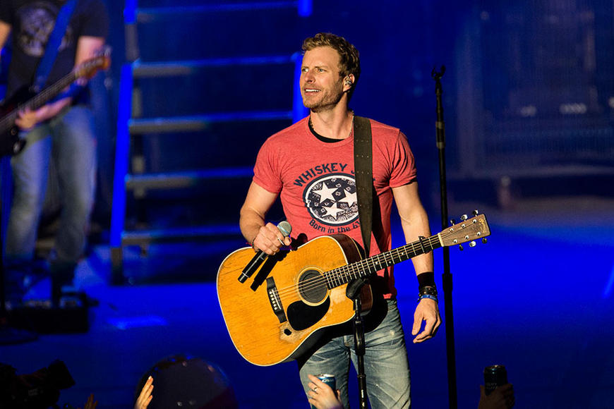 Dierks Bentley: 'Stay Up All Night' and dance with Dierks on his RISER tour and get stoked on the upcoming album!