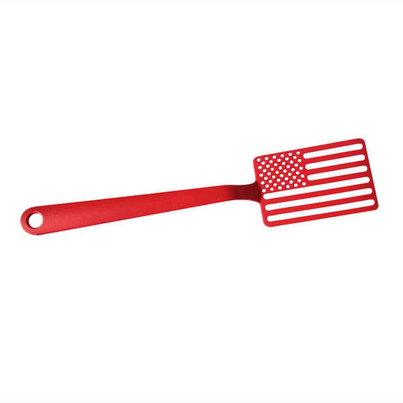 Patriotic Spatula: Pledge allegiance to the grill