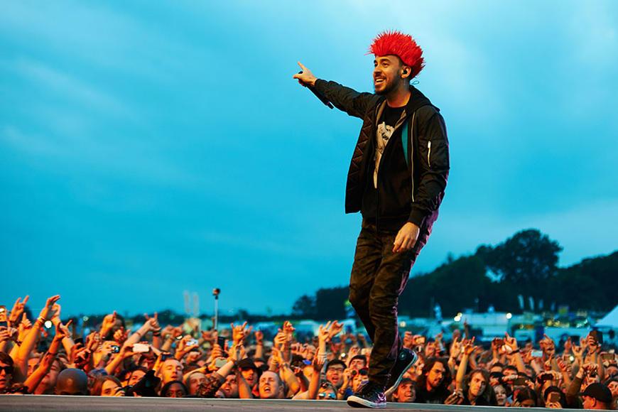 Linkin Park at Download Festival