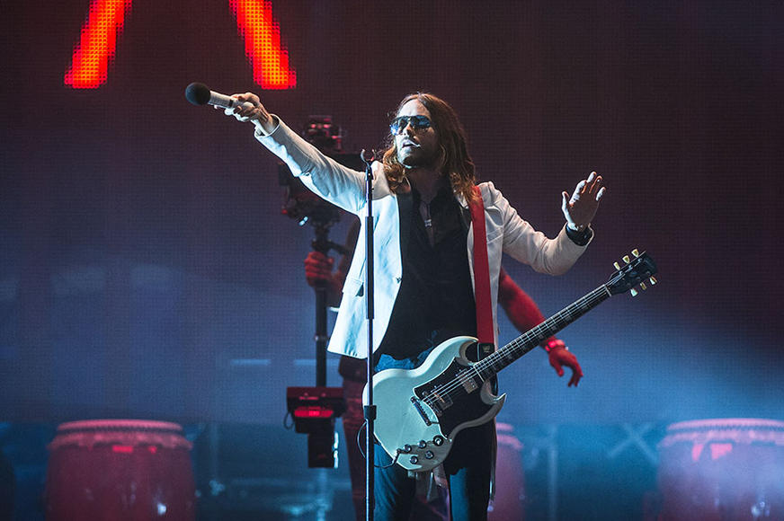 30 Seconds to Mars: There's no experience like being in a 30STM audience, the positive energy can be overwhelming.