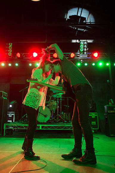 Sleeper Agent: Could Sleeper Agent be a band of undercover spies hiding in plain sight? Your mission, should you choose to accept it: Watch their set and assess the threat.