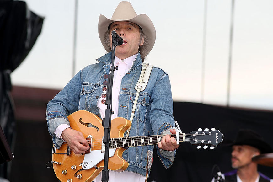 Dwight Yoakam: The Honky Tonk man himself, Yoakam is nothing short of a country music icon and he's not slowing down for anything. Well, okay, maybe for a beer.