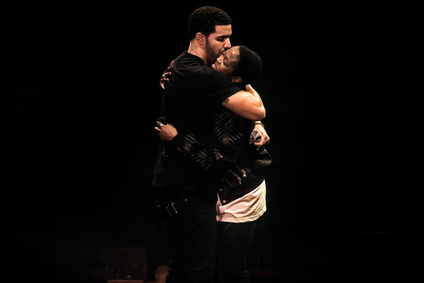 Drake and Lauryn Hill