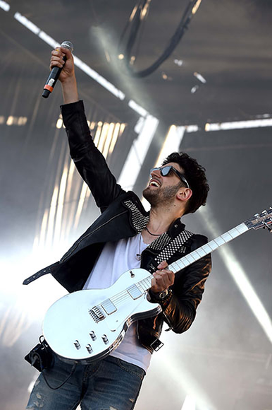 Chromeo at the 2014 Outside Lands Music and Arts Festival