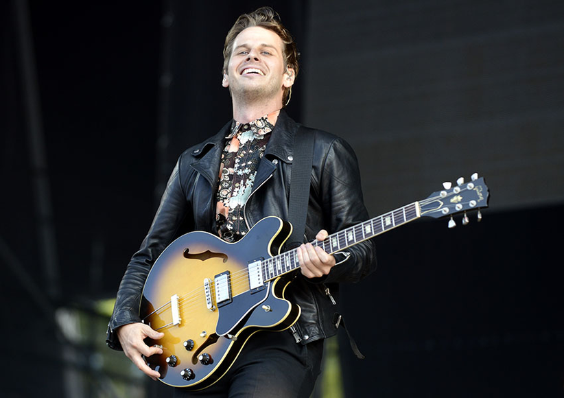 Foster the People at the 2014 Lollapalooza Music Festival