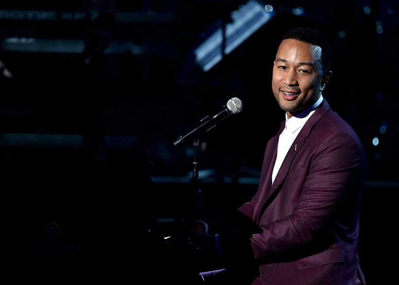 John Legend at the 2013 BET Awards