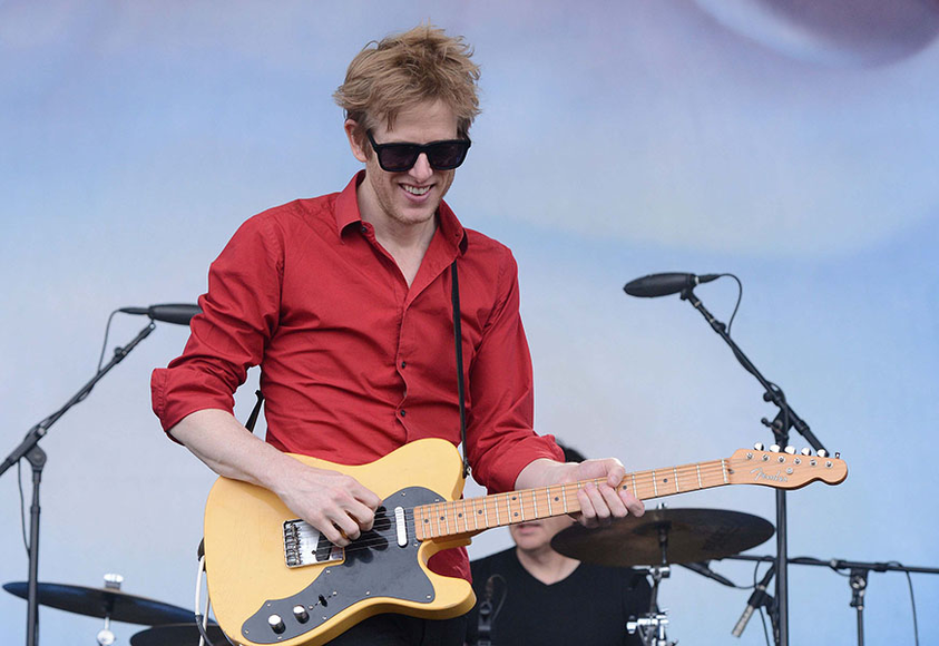 Spoon at the 2014 Outside Lands Music and Arts Festival