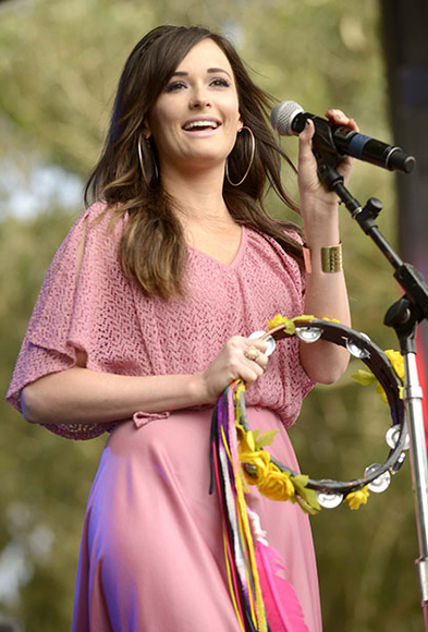 Kacey Musgraves at the 2014 Outside Lands Music and Arts Festival