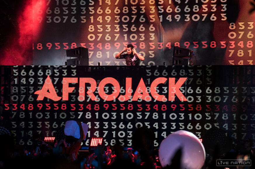 Afrojack at Made In America Los Angeles