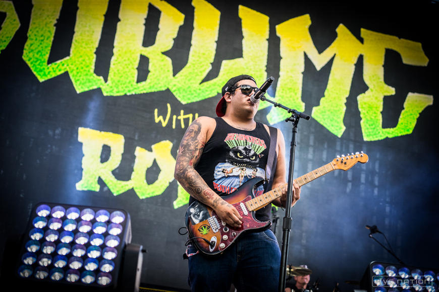 Sublime With Rome at Made In America Los Angeles