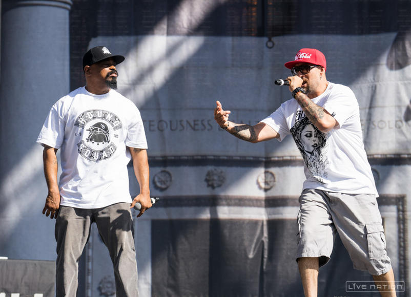 Cypress Hill at Made In America Los Angeles