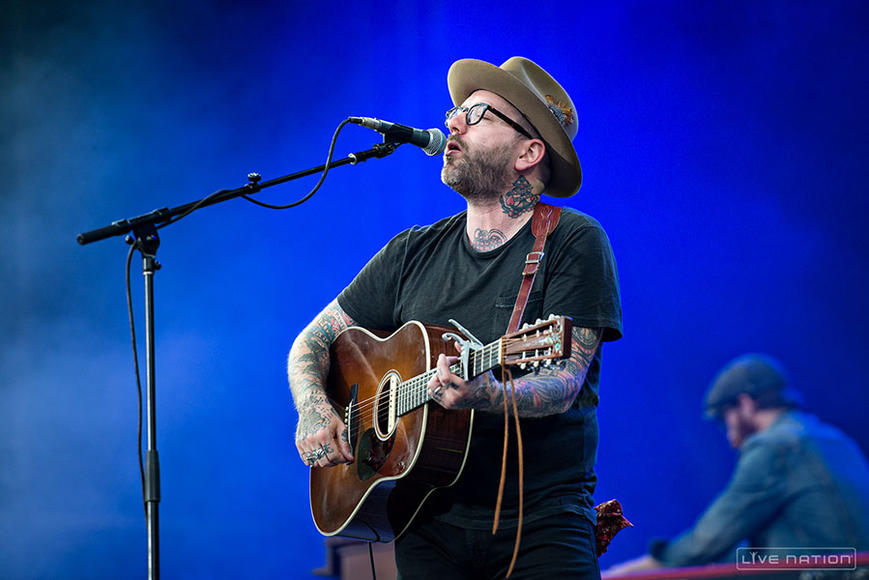City and Colour at Made In America Philadelphia