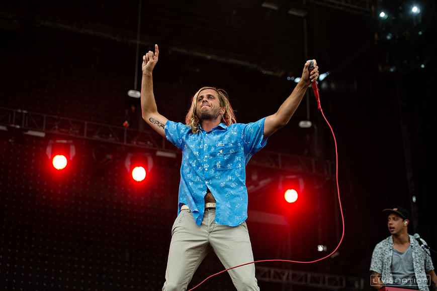AWOLNATION at Made In America Philadelphia
