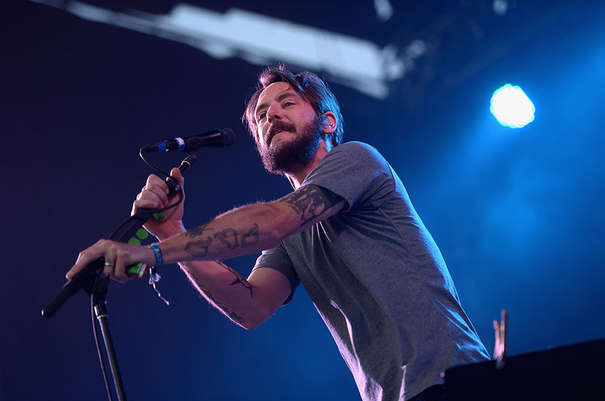 Band of Horses at the 2014 Firefly Music Festival